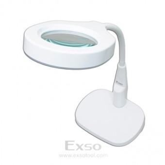 [터치식LED확대경]EX-F600LN